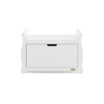 stamford toy box white