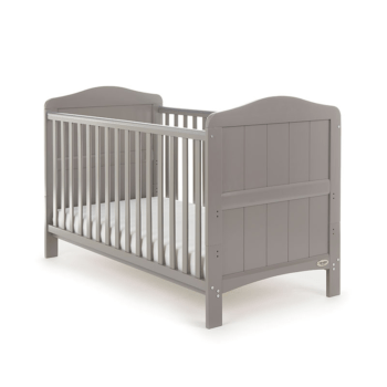 whitby cot bed taupe grey