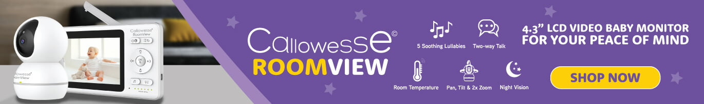 Callowesse Roomview Baby Monitor