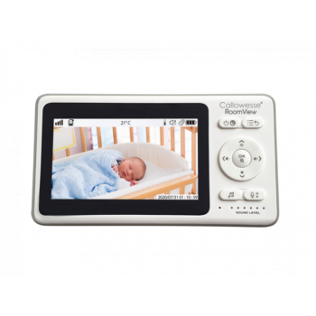 callowesse roomview digital baby monitor