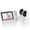Callowesse RoomView Digital Video Baby Monitor + Additional Camera Bundle