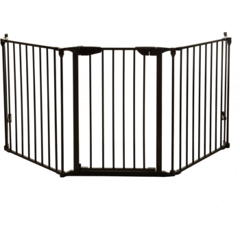 dreambaby newport adapta gate black