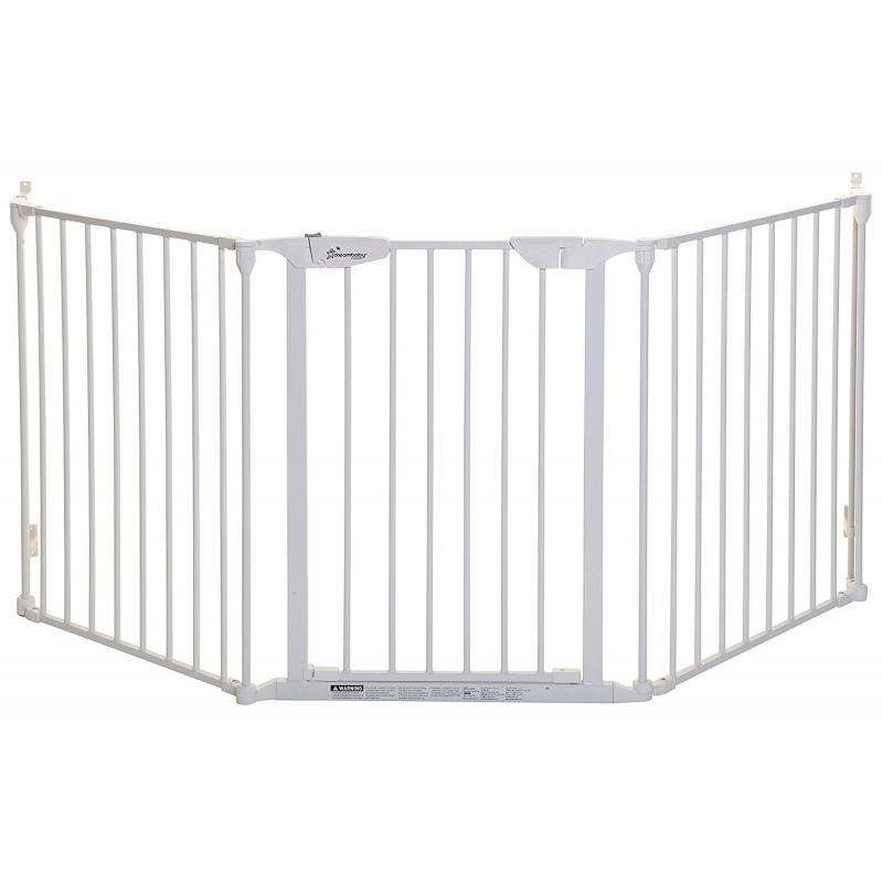dreambaby newport adapta gate white