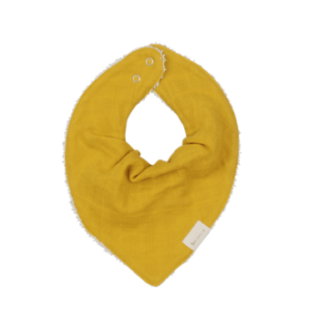 fabelab badana bib - honey