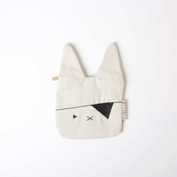 fabelab coin purse pirate bunny