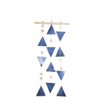 fabelab paper triangles mobile - nightfall