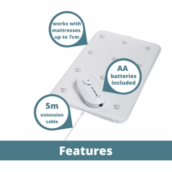 Callowesse Apprise Baby Breathing Monitor