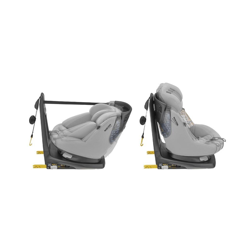 maxi cosi axissfix plus authentic grey back to back