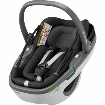 maxi cosi coral i-size car seat black
