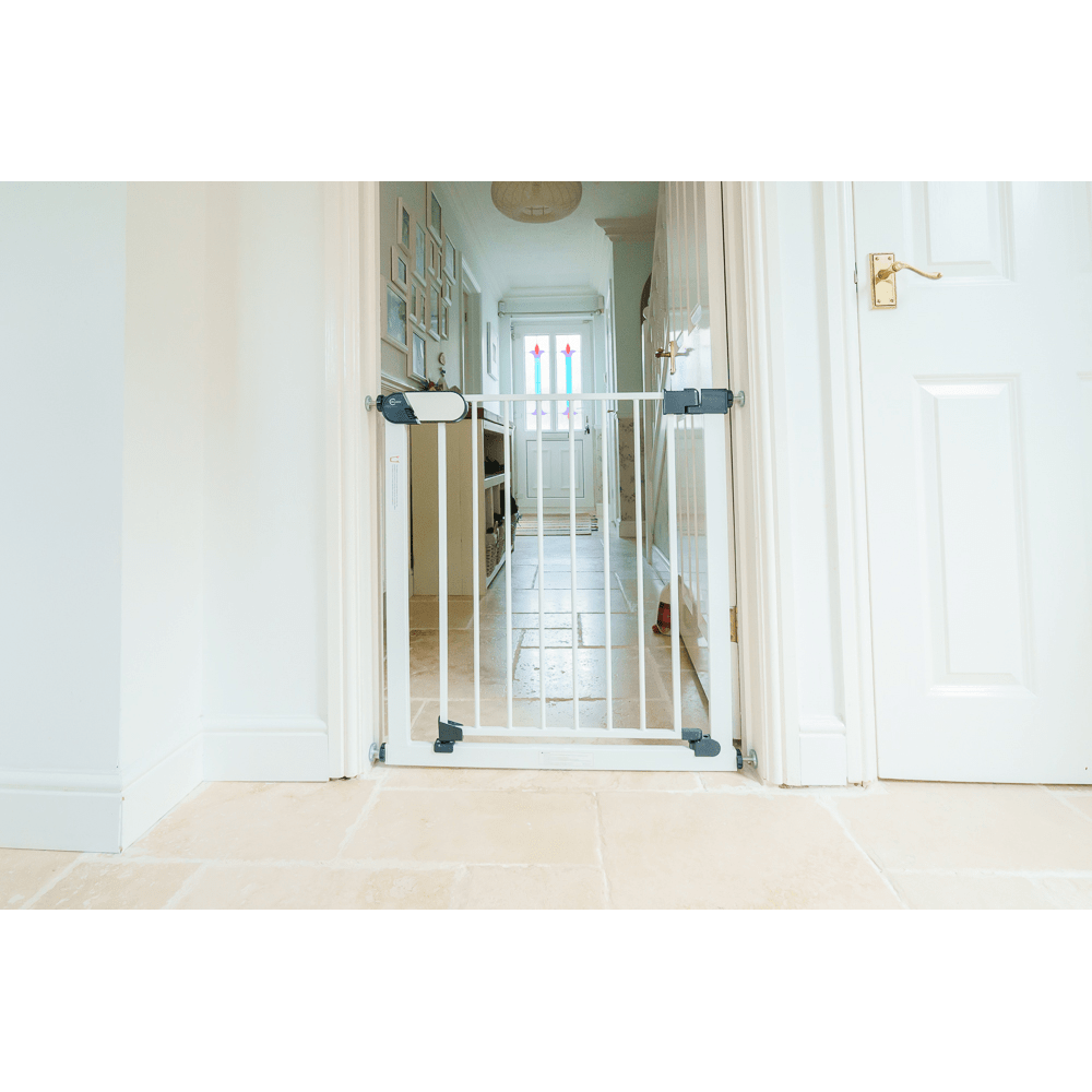 Callowesse Kemble Pressure Fit Stair Gate 65-72cm – White