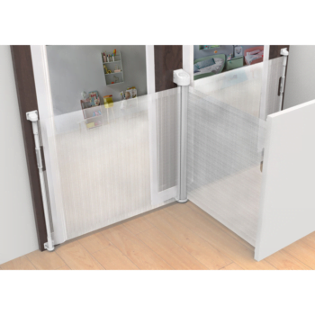 Callowesse Omni Retractable Stair Gate - 0-140cm