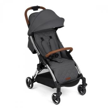 Ickle Bubba Gravity Auto Fold Stroller – Graphite Grey