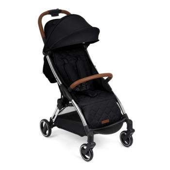 Ickle Bubba Gravity Auto Fold Stroller - Black
