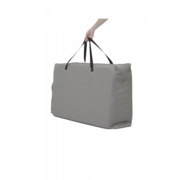 Joie Roomie Glide Side Sleeping Crib - Foggy Blue bag