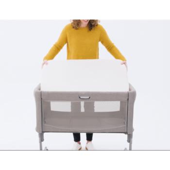 Joie RoomieRoomie Glide Organic Cotton Sheet - Moonbeam