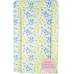 Callowesse Baby Changing Mat - Pastel Leaves