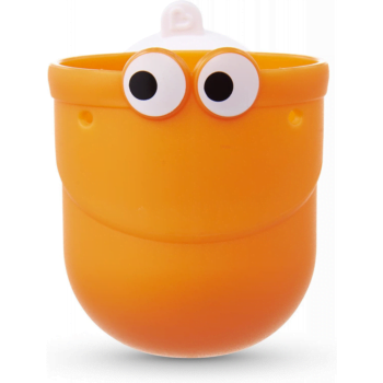 Munchkin Falls Bath Toy with Suction Cups, orange