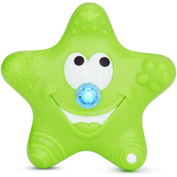 Munchkin Star Fountain Bath Toy - Green