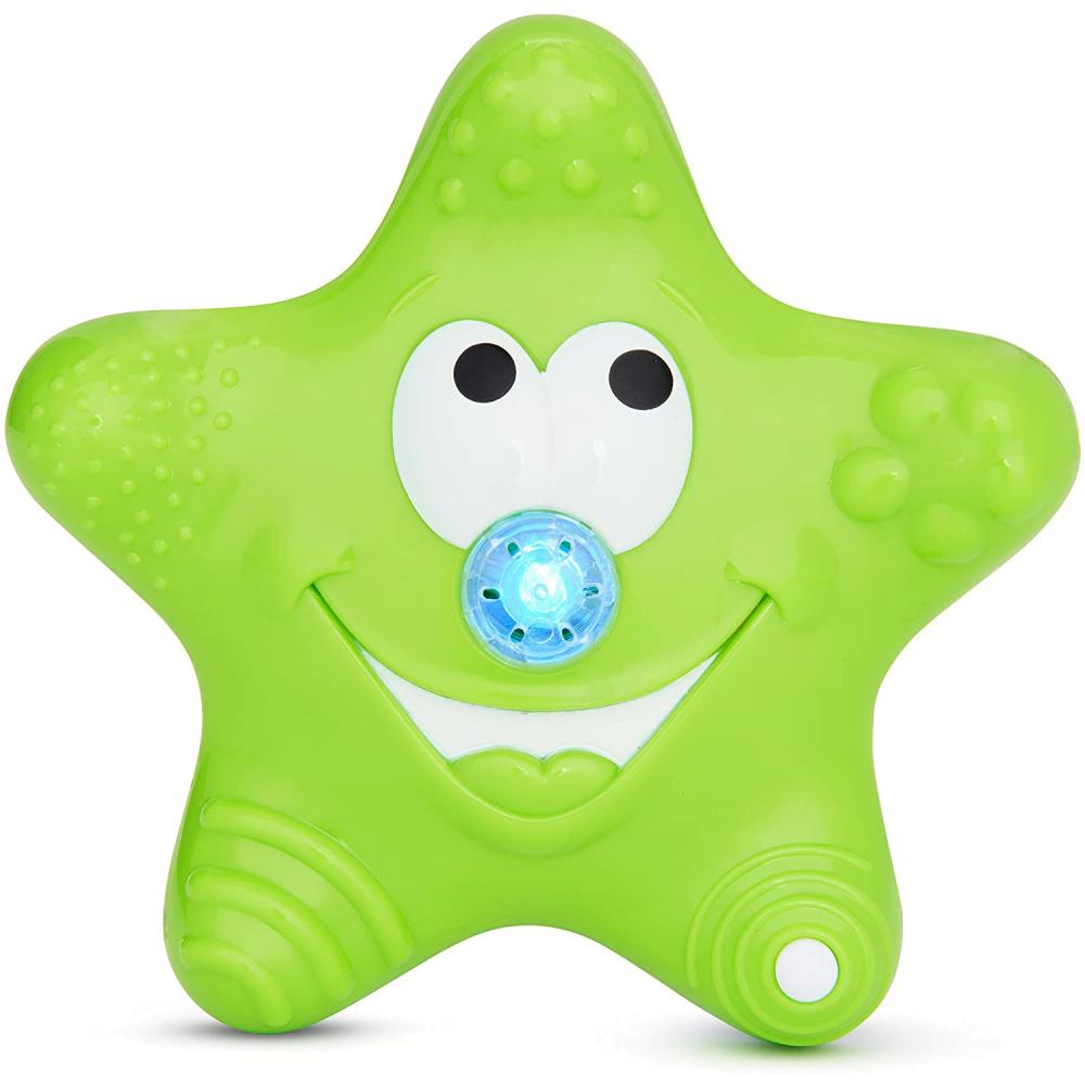 Munchkin Star Fountain Bath Toy - Green