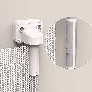 Omni Secure Handle Locking Feature