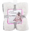 cuddleco comfi reversible blanket
