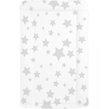 callowesse changing mat grey stars
