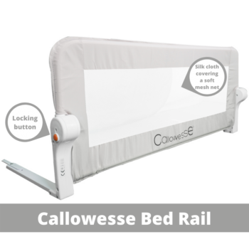 Callowesse Bed Rail - 100cm x 42cm - Grey