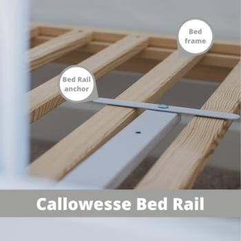 Callowesse Bed Rail – 100cm x 42cm – Grey