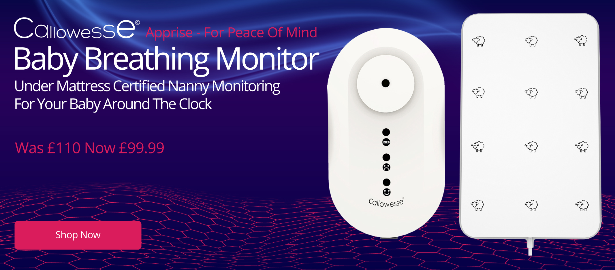 Callowesse Apprise Breathing Monitor