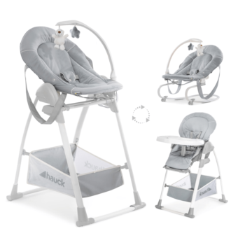 Hauck Sit and Relax 3 in 1 Highchair