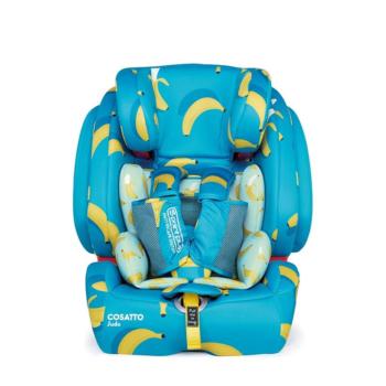 cosatto judo car seat go bananas