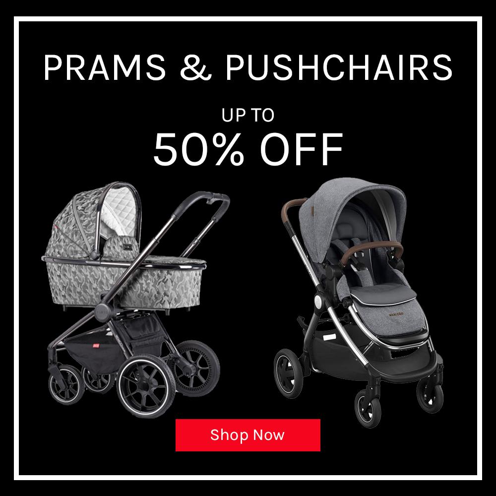 Category Prams & Pushchairs Black Friday