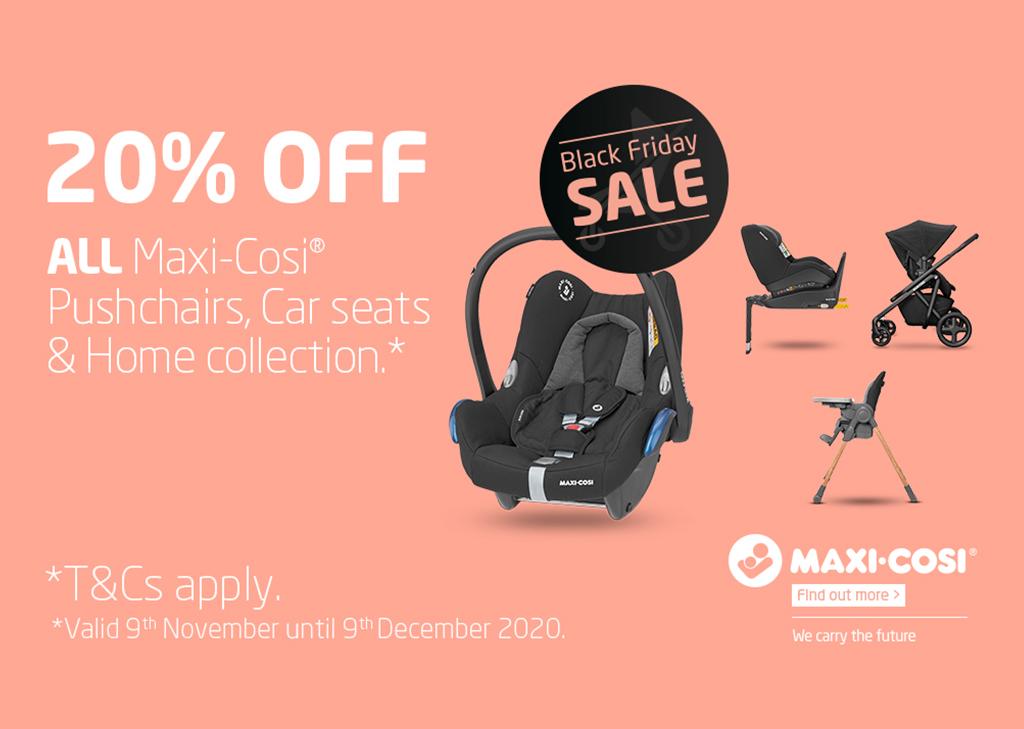 Maxi-Cosi 20% Off