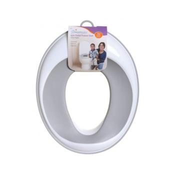 Dreambaby Ezy Slimline Contoured Shape Toilet Trainer Seat - Grey