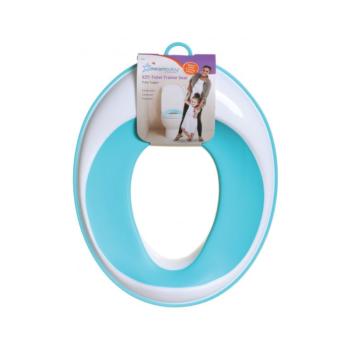 Dreambaby Ezy Slimline Contoured Shape Toilet Trainer Seat - Aqua