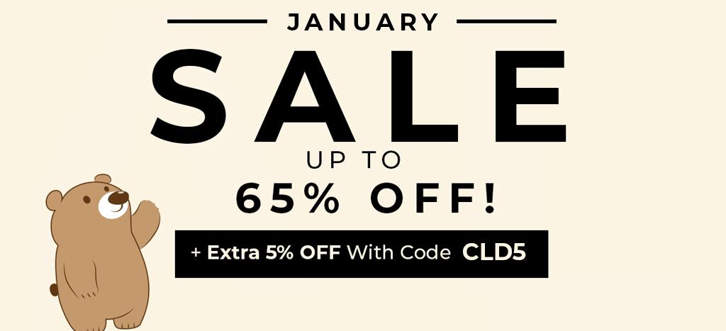 Olivers January Sale
