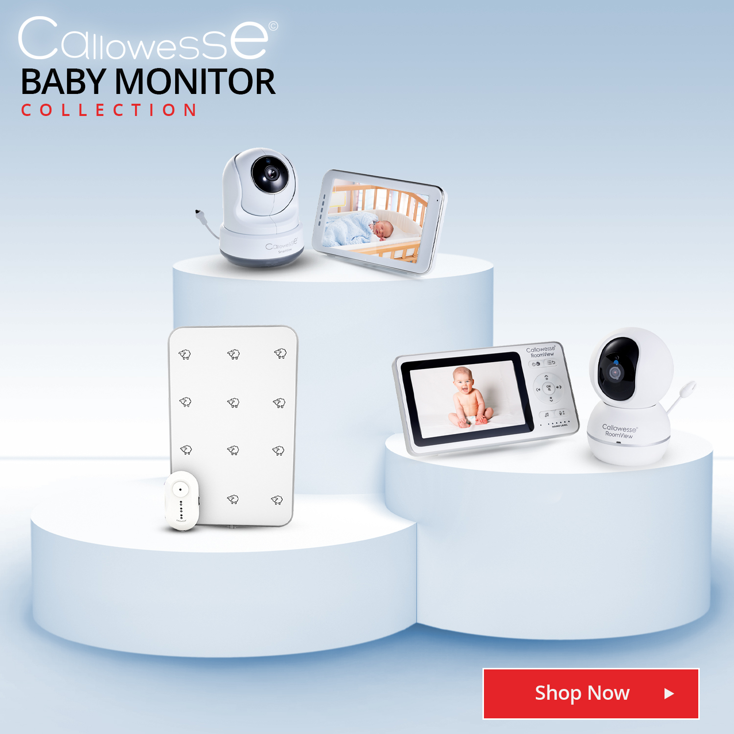 Callowesse Baby Monitor
