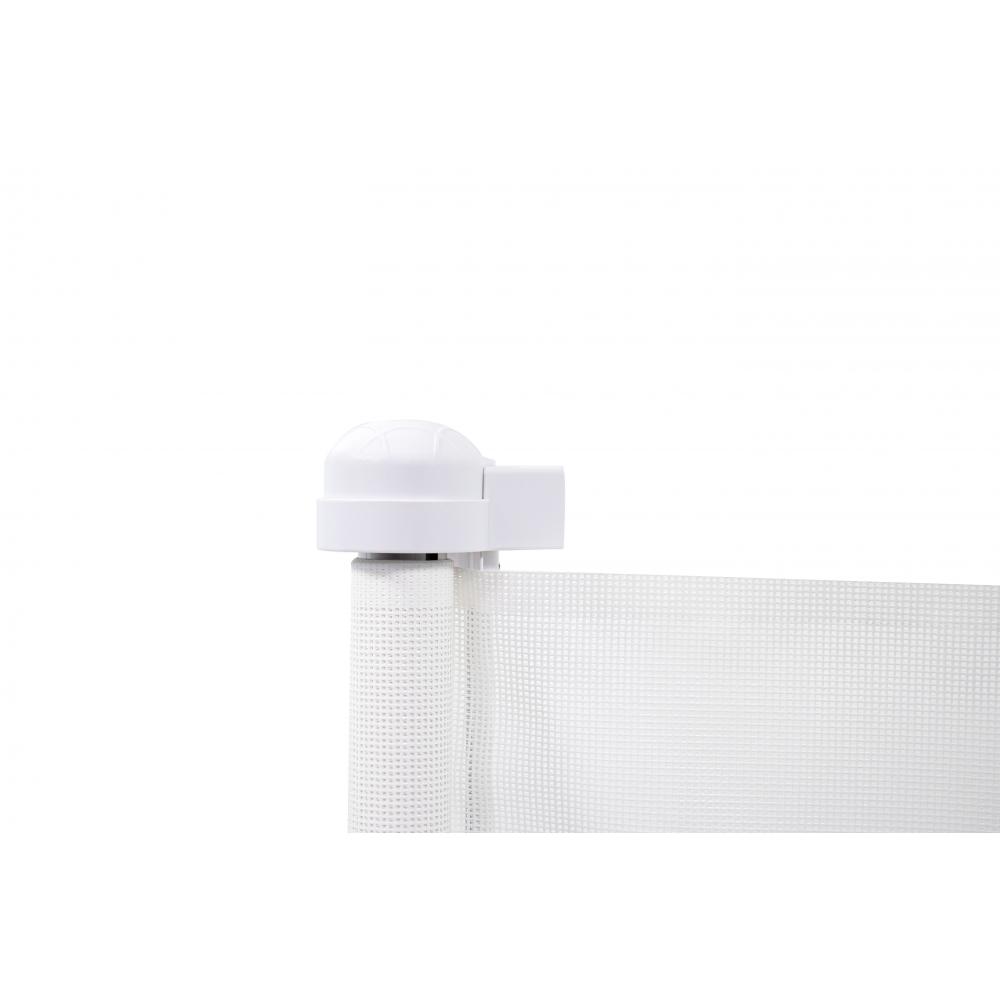 Callowesse Air2 Retractable Stair Gate 0-160cm – White- Locking