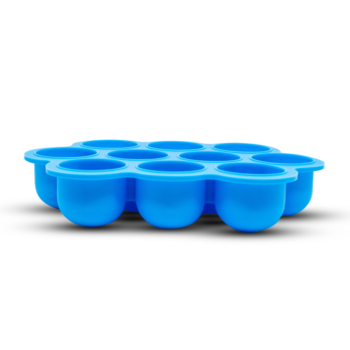 Callowesse Silicone Food Storage - Blue