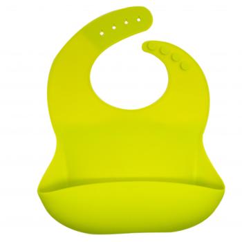Callowesse Silicone Bib - Green