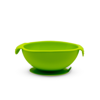 Callowesse Silicone Green Bowls