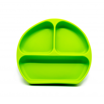 Callowesse Silicone Suction Plate - Green