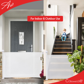 Callowesse Air2 Retractable Stair 0-160cm – White- Places to use it