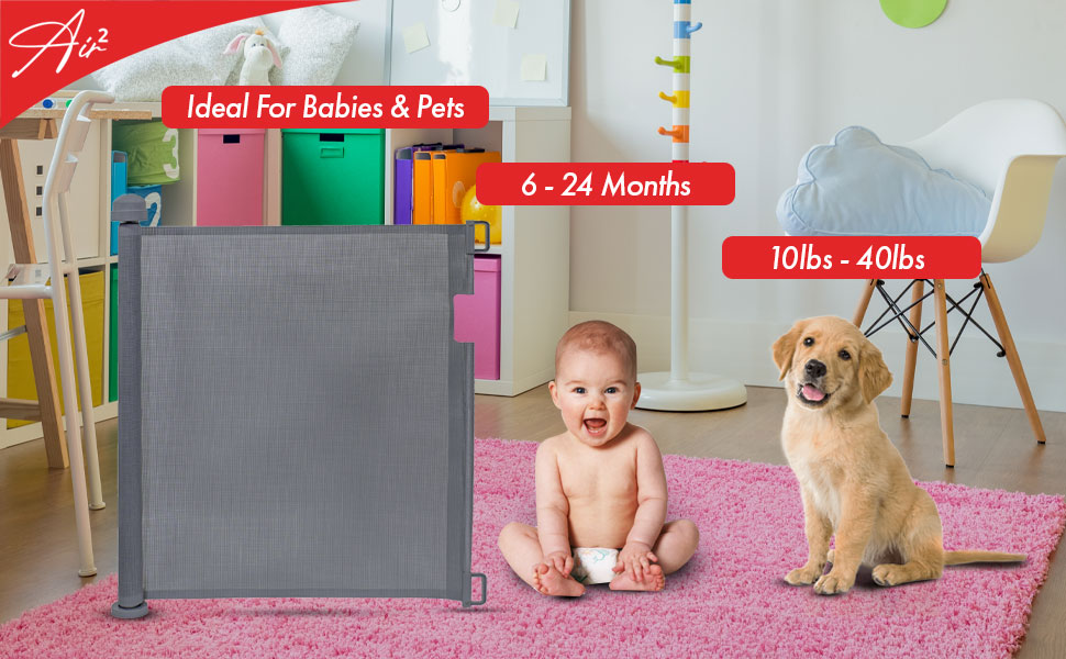 callowesse air 2 grey for babies and pets