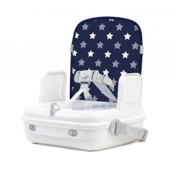 BenBat Booster Seat- Navy/Stars- Main Image