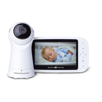 Spear & Jackson- BM1760 Baby Monitor- Main Image
