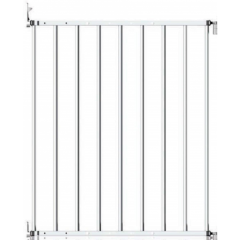 Clippasafe Extendable No Trip Metal Gate 60-107cm