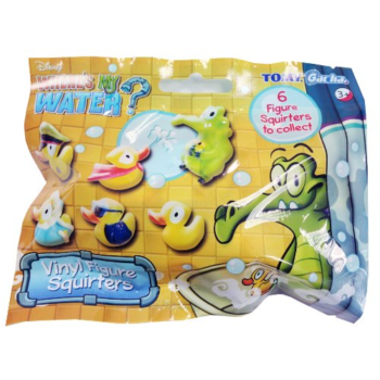 Tomy Collectables Where's My Water Squirters