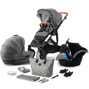 KinderKraft Prime 3 in 1 Travel System