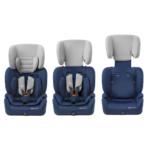 Kinderkraft Concept Group 1/2/3 Car Seat - Navy